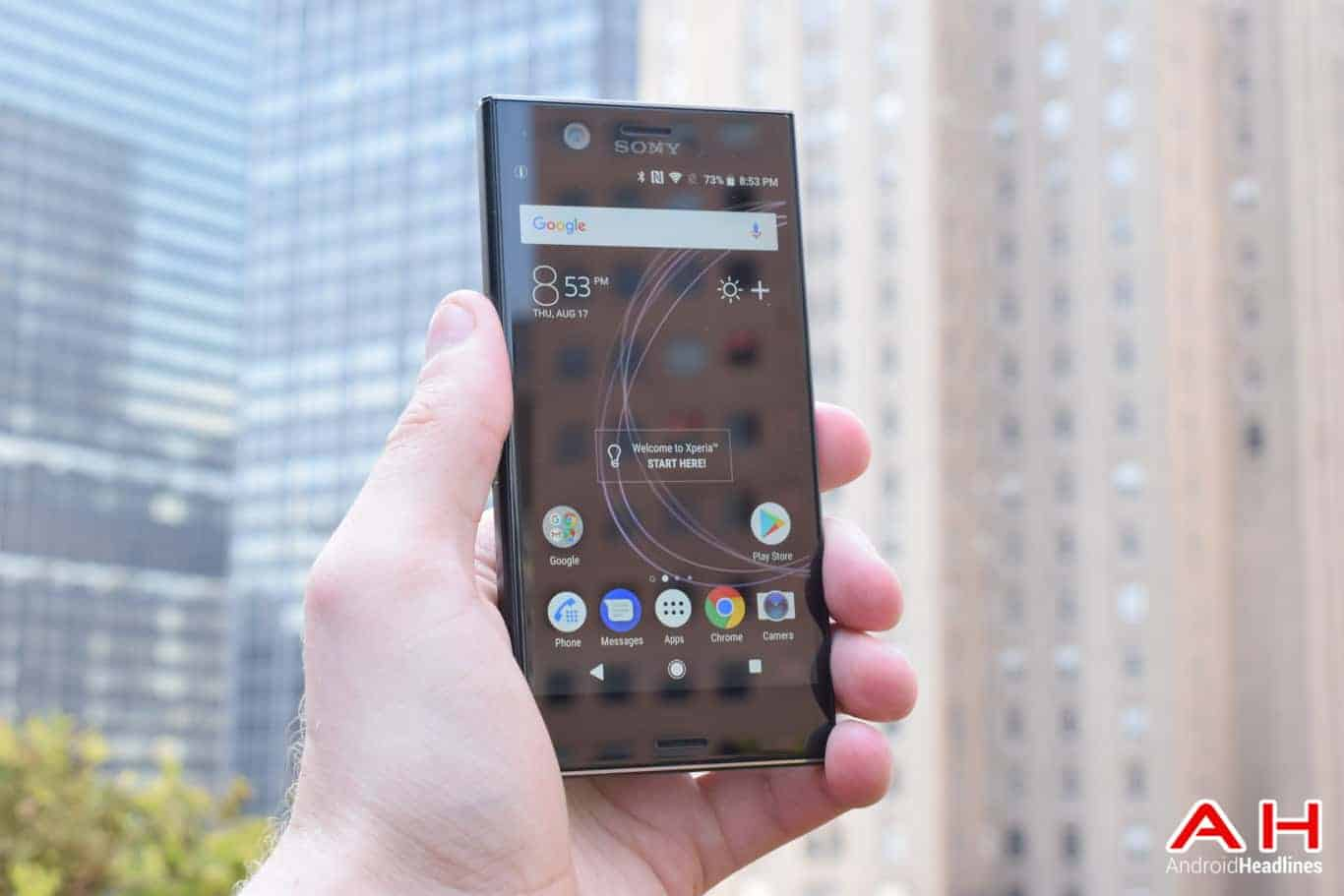 specs sony xperia xz1 xperia xz1 compact android news. Black Bedroom Furniture Sets. Home Design Ideas