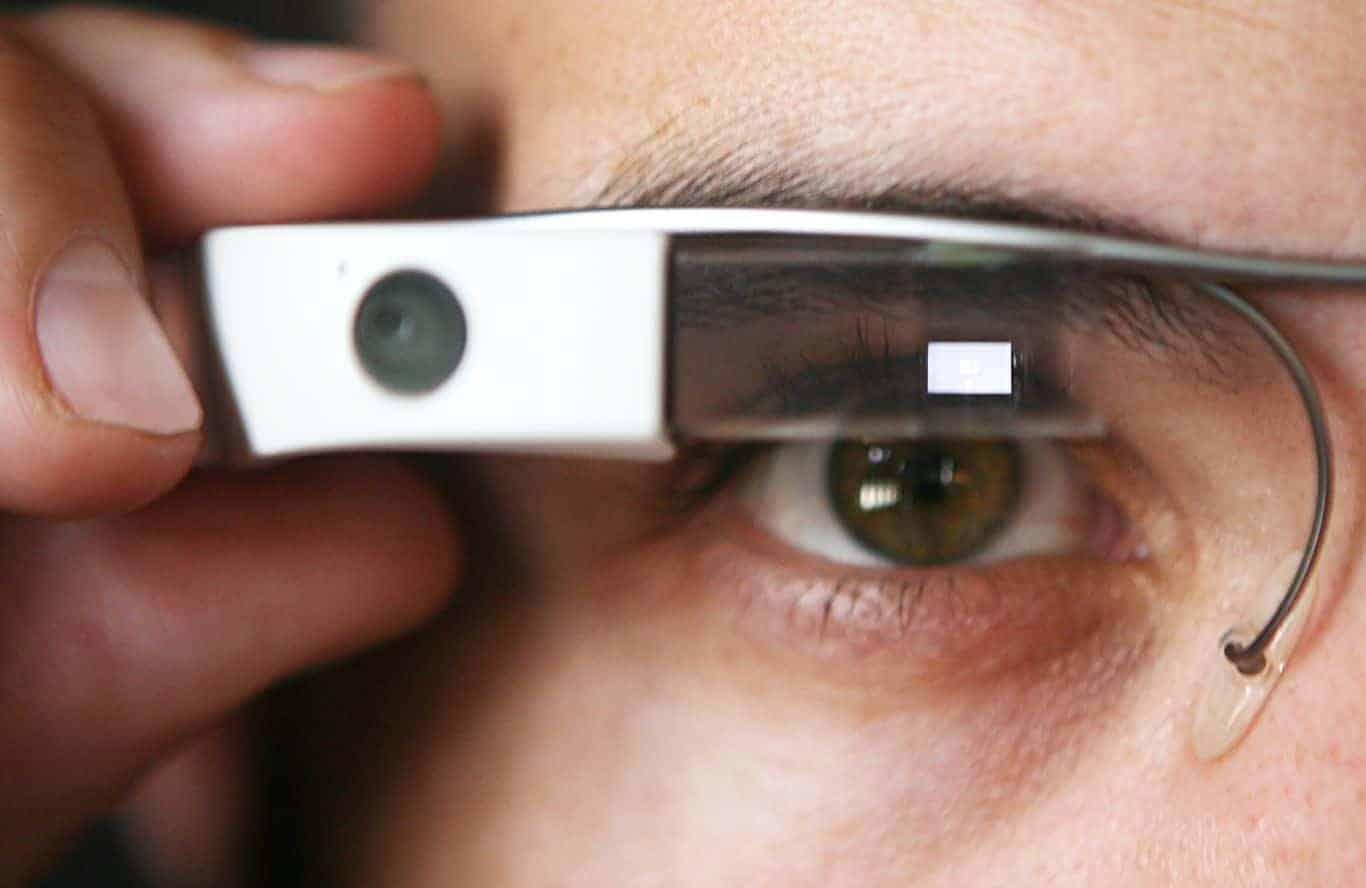 Streye Google Glass Enterprise Edition 1