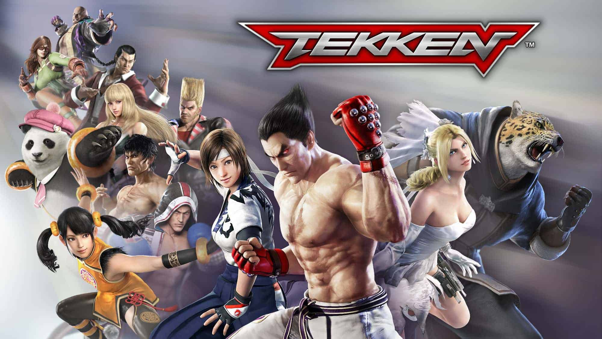 Tekken Mobile keyart