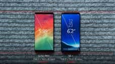 UMIDIGI S2 Pro, Samsung Galaxy S8 Plus Display Comparison