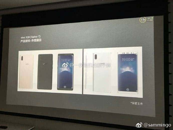 Vivo Xplay 7 Leaks With A Curved Display, Thin Bezels