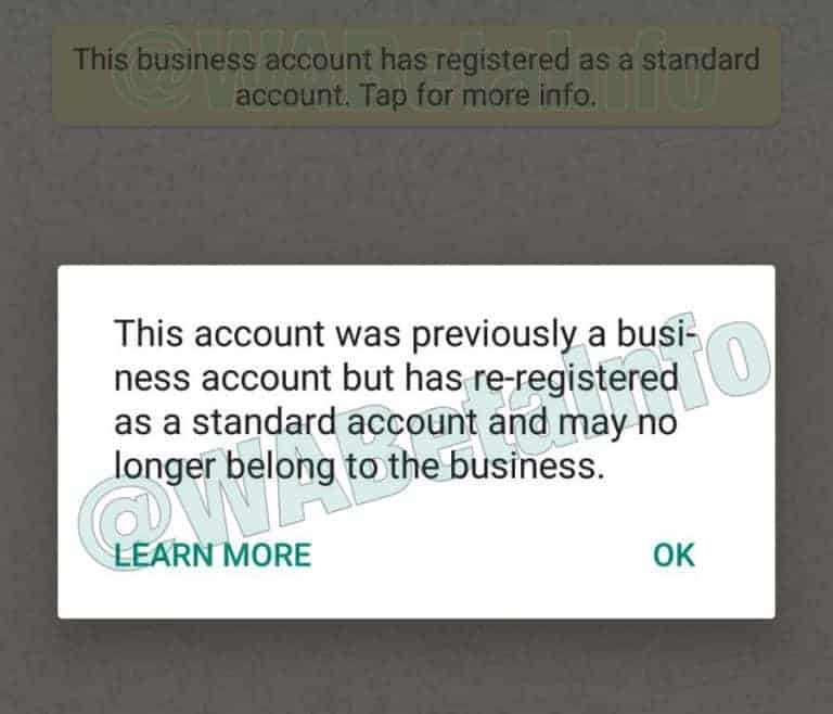 WhatsApp Business Verified Account 2