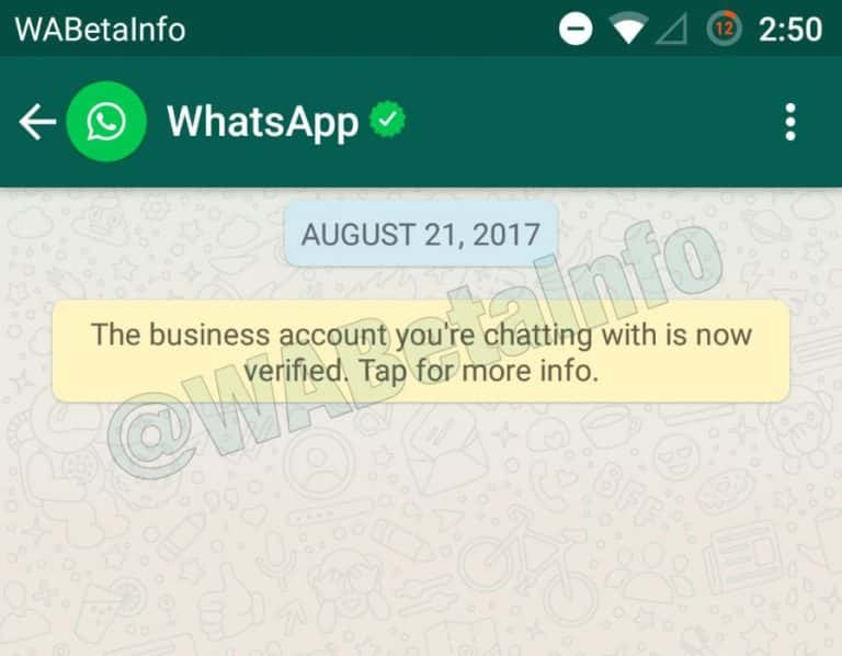 WhatsApp Business Verified Account 4