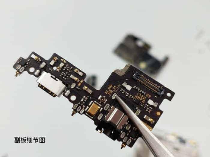 Xiaomi Mi 5X teardown 10