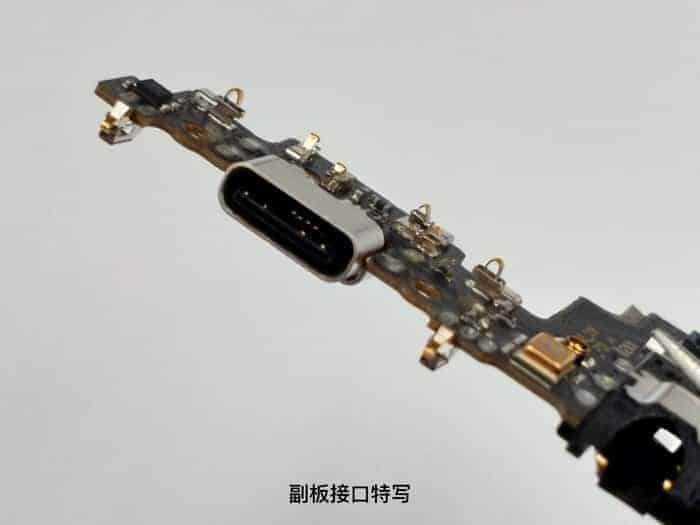 Xiaomi Mi 5X teardown 11