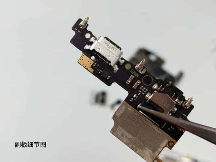 Xiaomi Mi 5X teardown 12