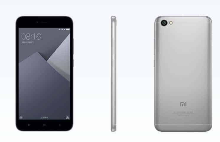 Xiaomi Redmi Note 5A 11