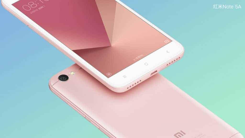 Xiaomi Redmi Note 5A 2