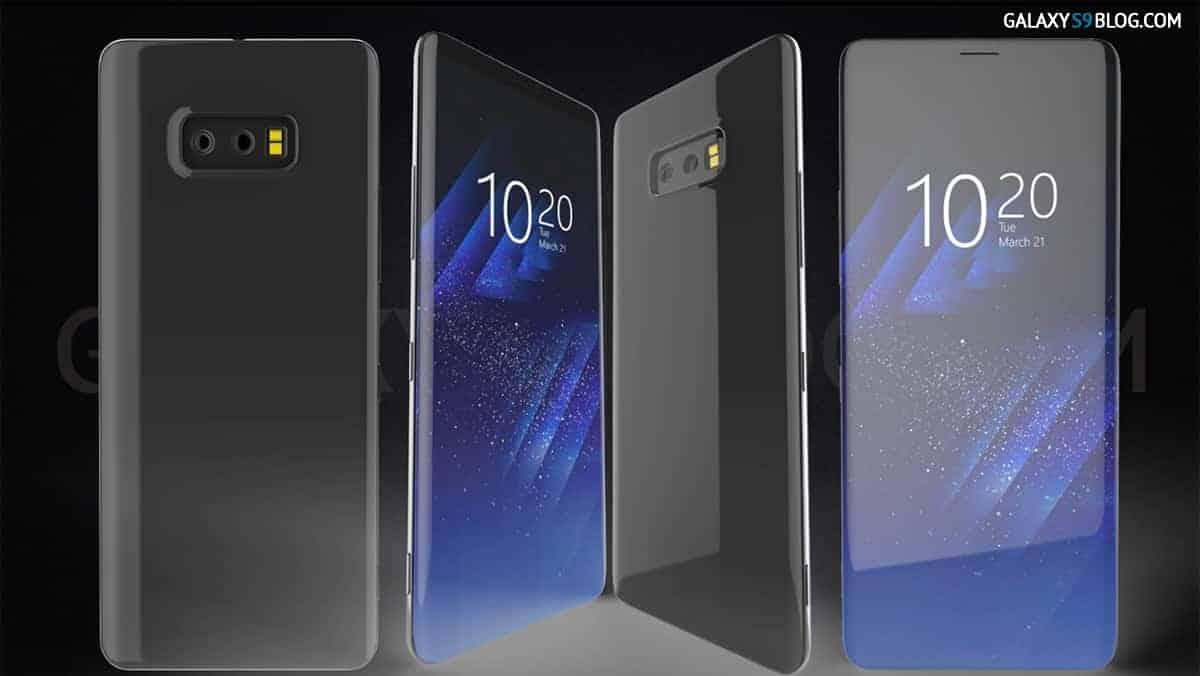 samsung galaxy s9 concept 1