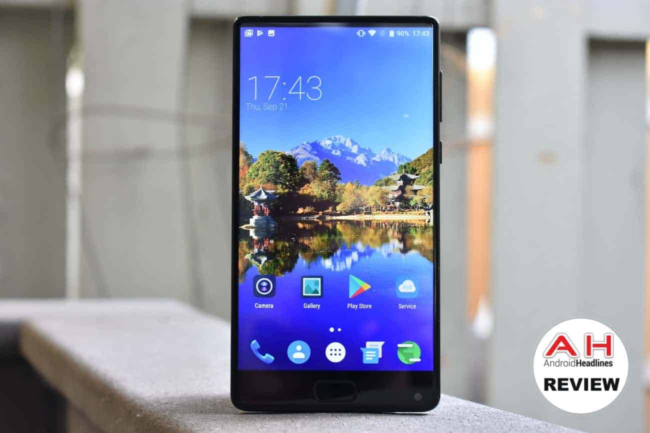 Elephone S8 Review Blending Low Cost With Great Design