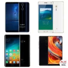 GearBest Deals: Xiaomi Mi MIX 2, Cubot X18, And More