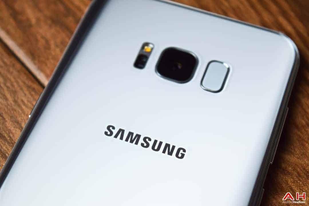 AH Samsung Galaxy S8 Plus Logo 2017 49