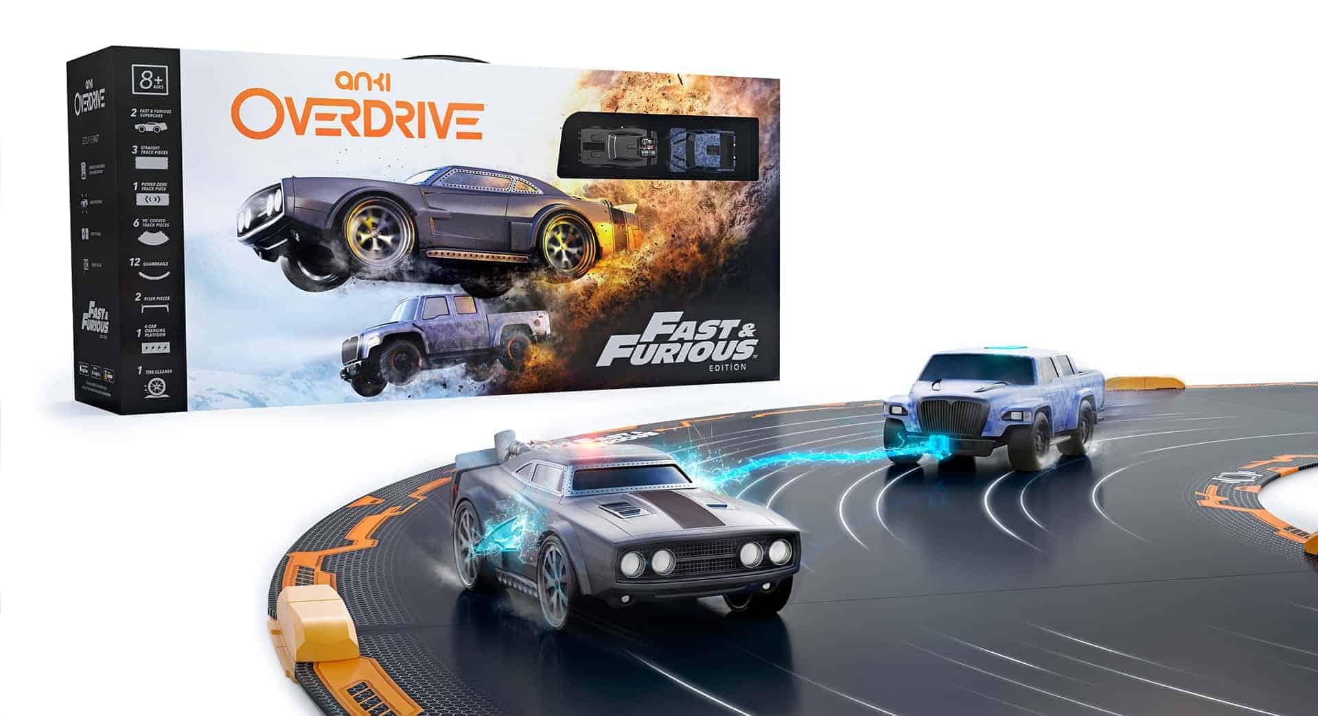 AOD Fast Furious Product Hero