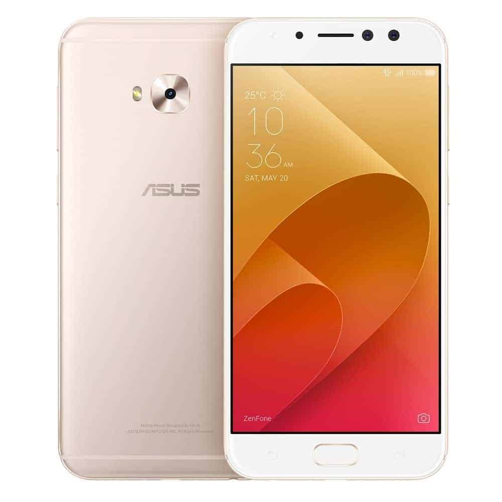 three new asus zenfone 4 smartphones now available on. Black Bedroom Furniture Sets. Home Design Ideas