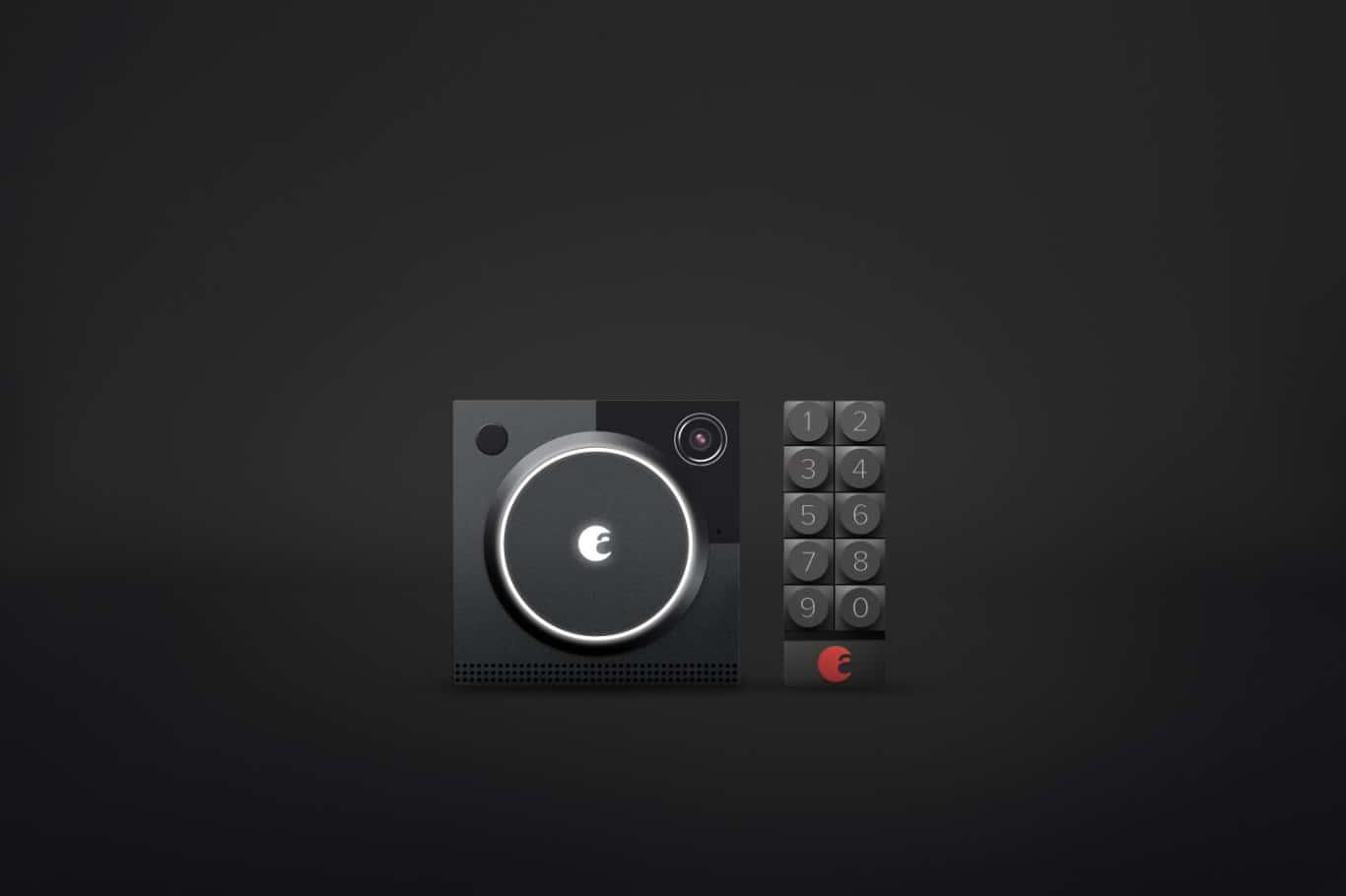 August Doorbell Cam 2.0 1
