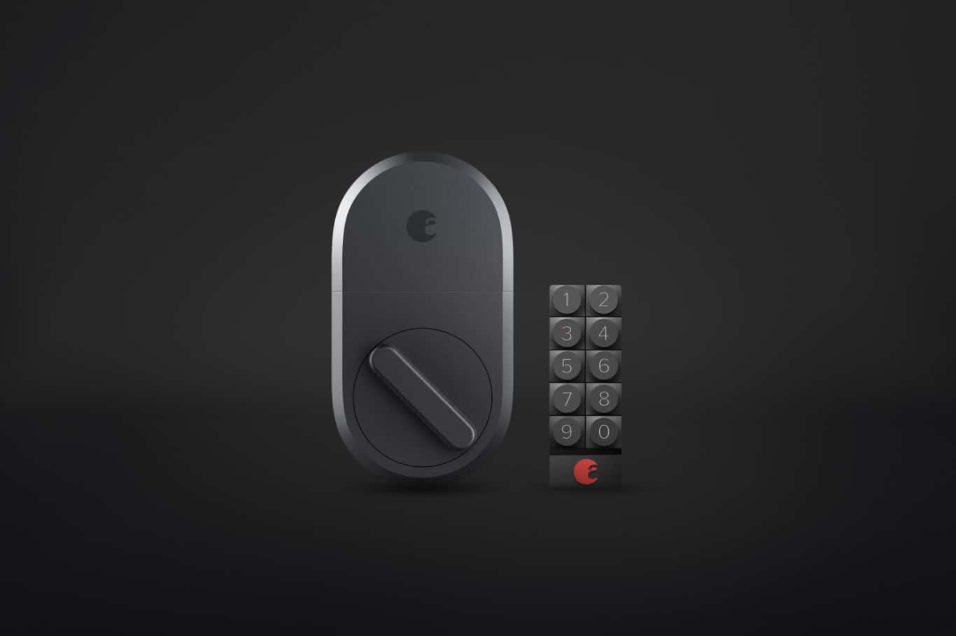 August Smart Lock 1