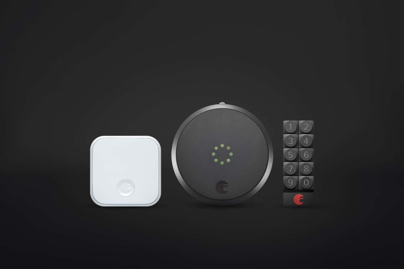August Smart Lock Pro 1