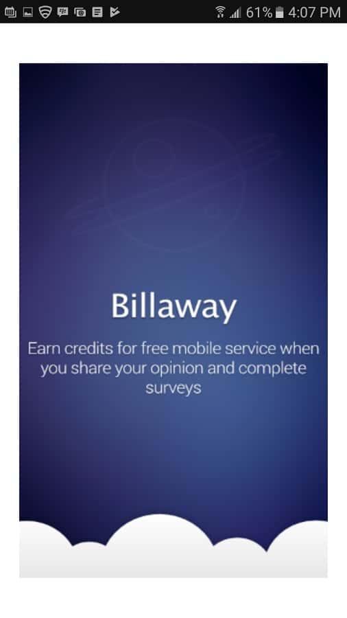 Billaway ATT Mobile Data App 1