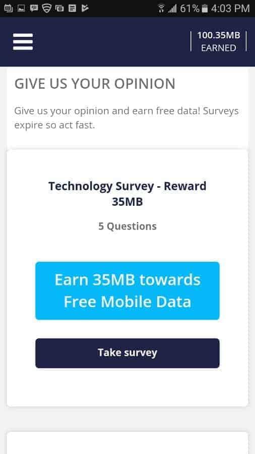 Billaway ATT Mobile Data App 3