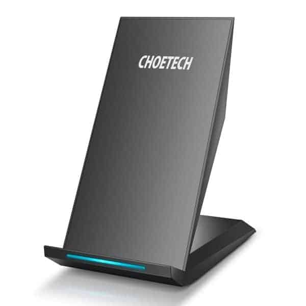 CHOETECH Qi Fast Charge Wireless Charger Stand
