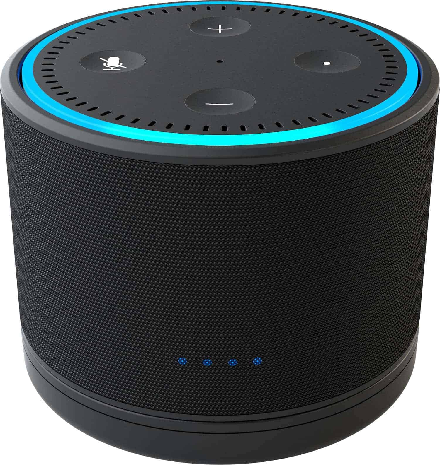 DOX Battery Base For Echo Dot 4