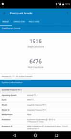 Essential PH 1 AH NS screenshots benchmarks 06