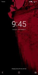 Essential PH 1 AH NS screenshots charging
