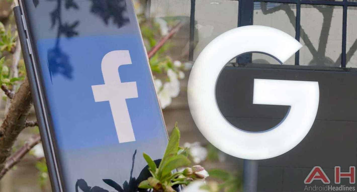 Facebook Google Logos AH