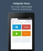 Firefox for Android Beta Play Store scrnshot 12