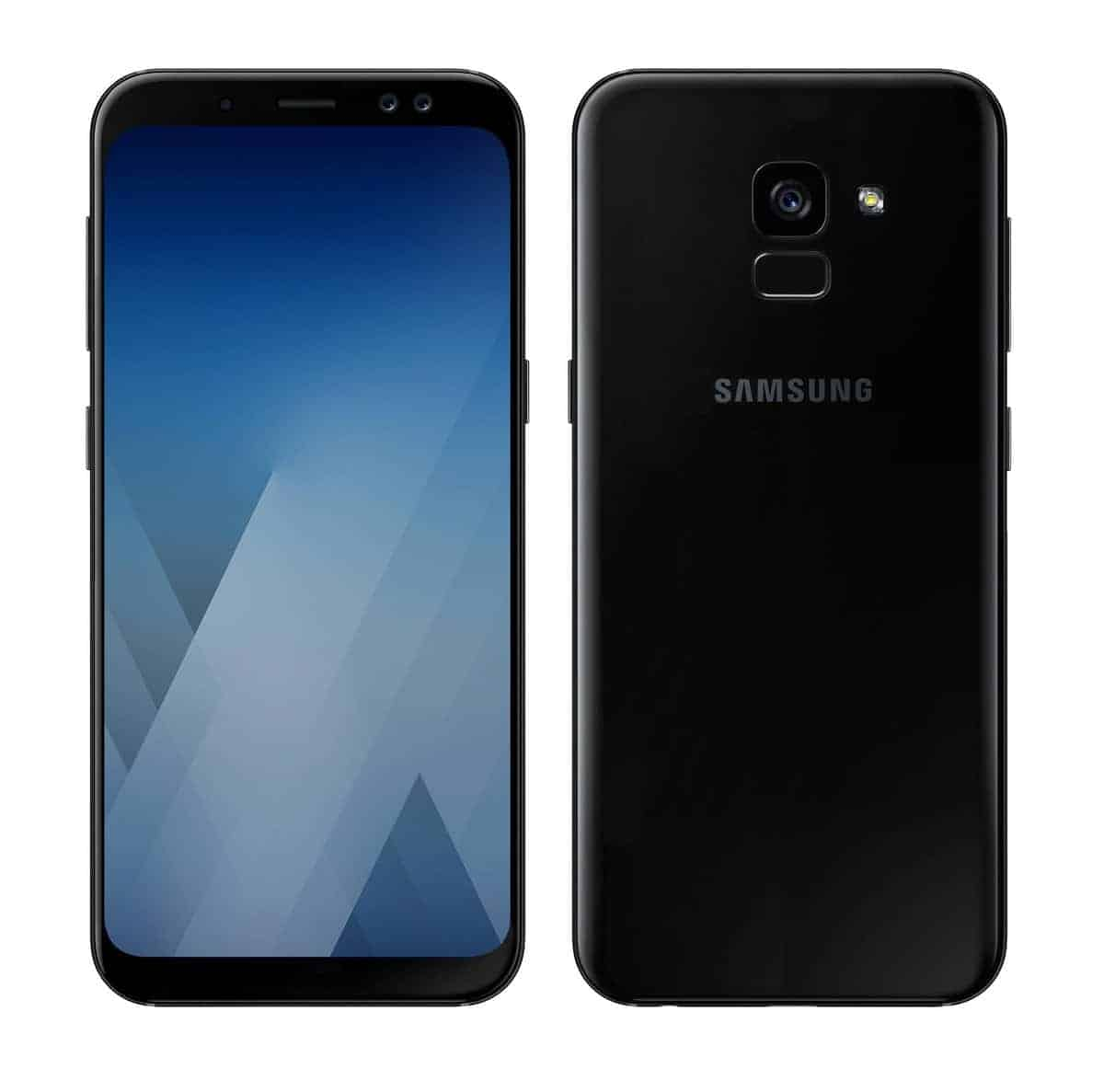 One Of Galaxy A (2018) Phones Leaks With An Infinity ...