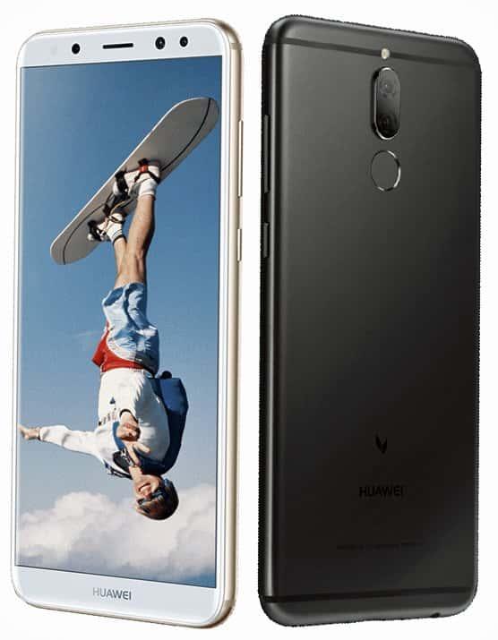 Huawei Maimang 6 render leak 1