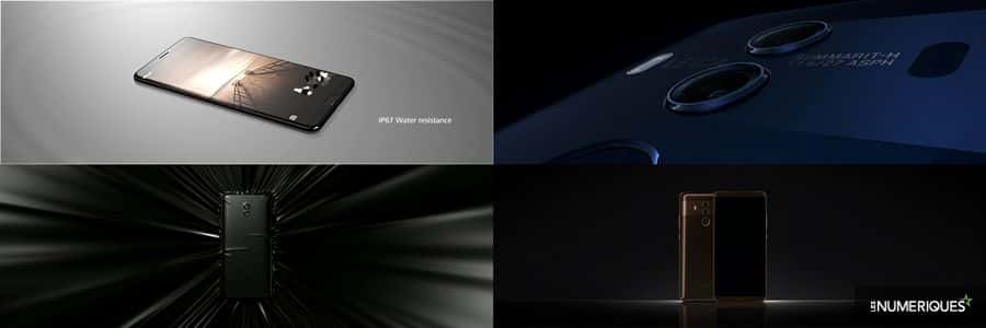 Huawei Mate 10 Promo Material French Leak 4