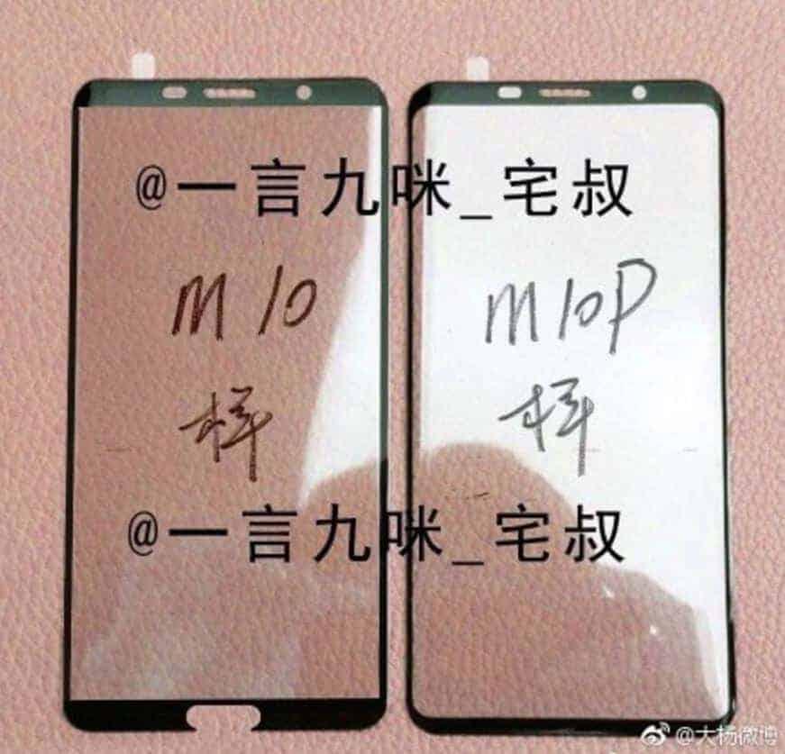 Huawei Mate 10 Weibo 1