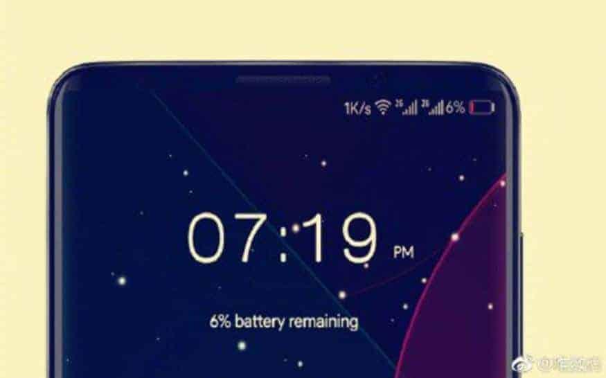 Huawei Mate 10 Weibo 4