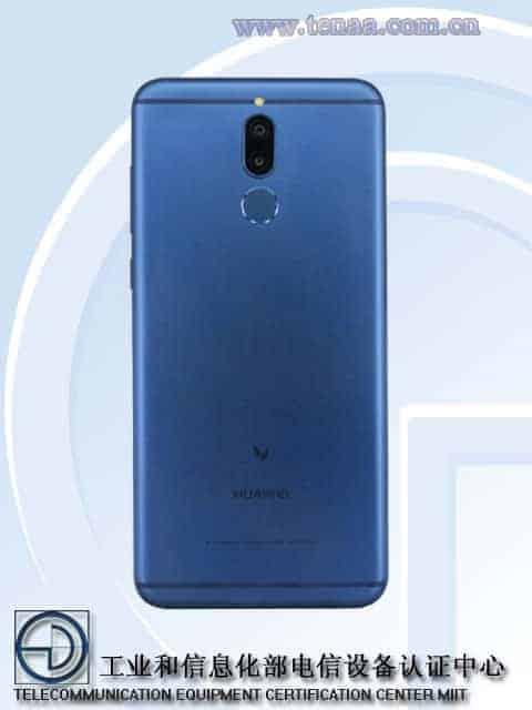 Huawei RNE Al00 TENAA 2