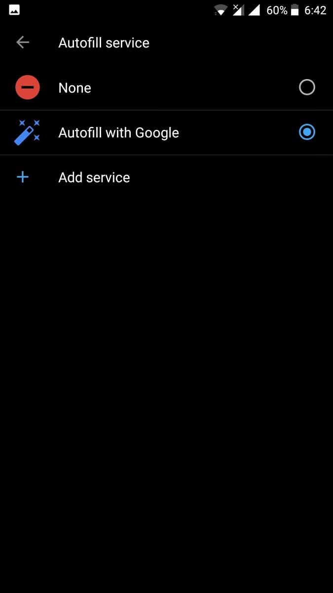 HydrogenOS based on Android 8.0 Oreo 8