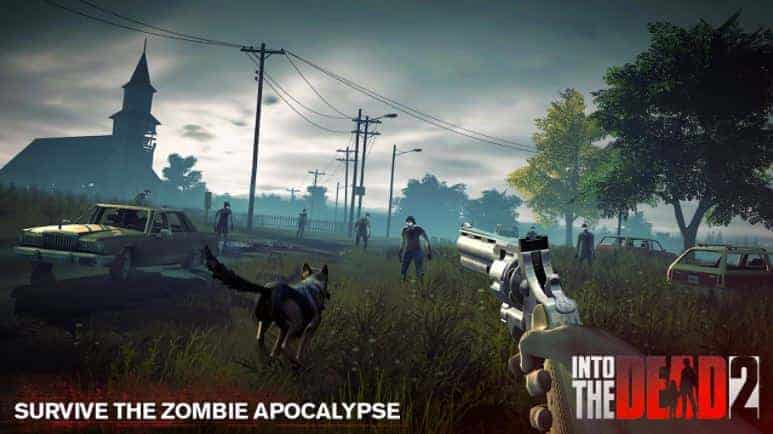 Into The Dead 2 Play Store 01