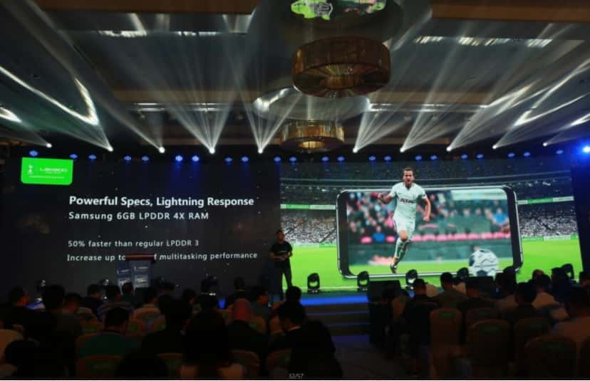 Leagoo S8 Pro Launch 05