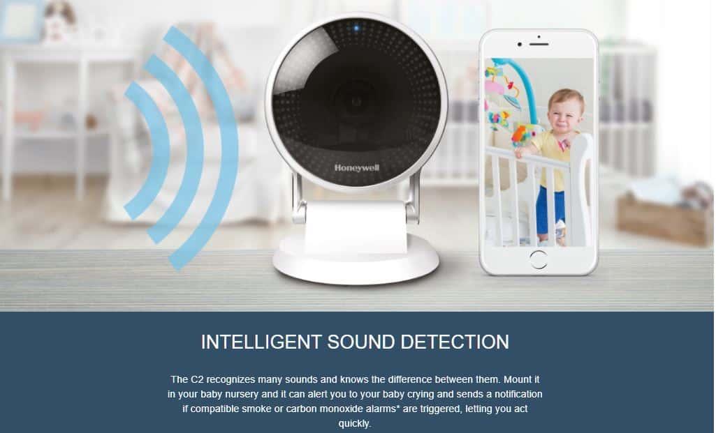 Lyric C2 Wifi Camera 1