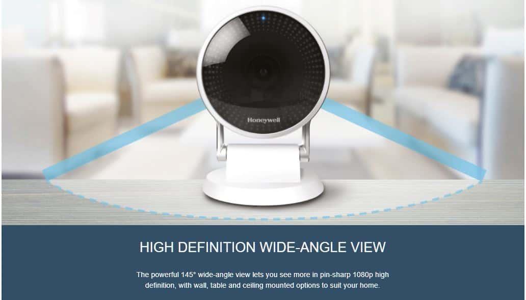 Lyric C2 Wifi Camera 3