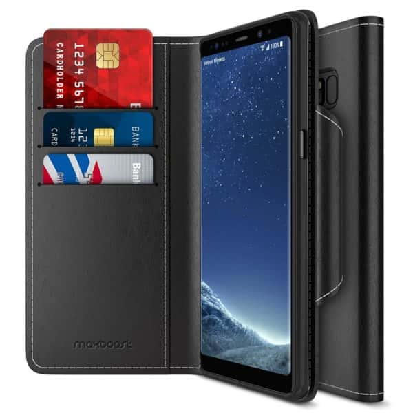 Maxboost Note 8 Wallet Case