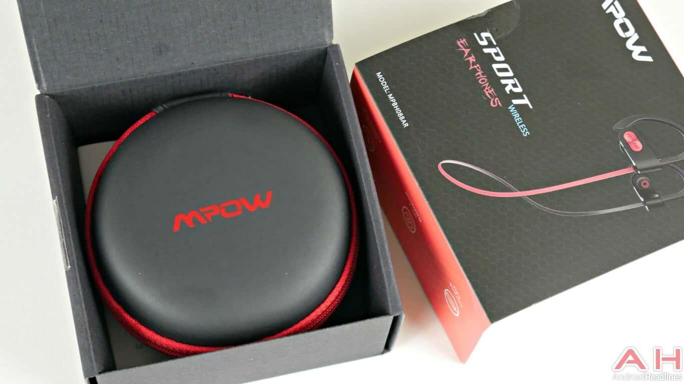 Mpow Bluetooth Headphones Box 01 AH