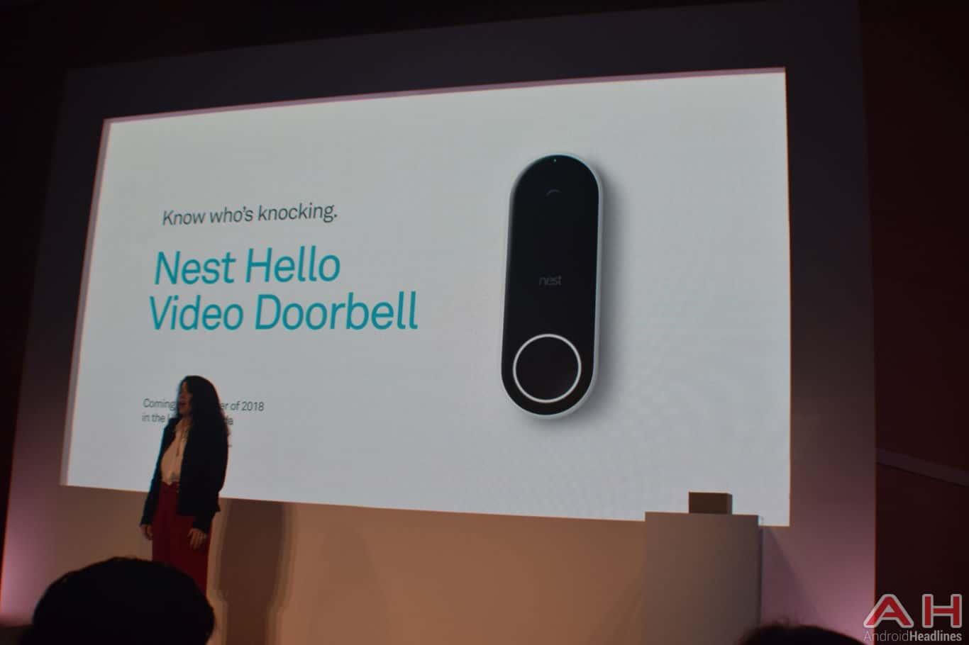 Nest Hello Doorbell AH 8