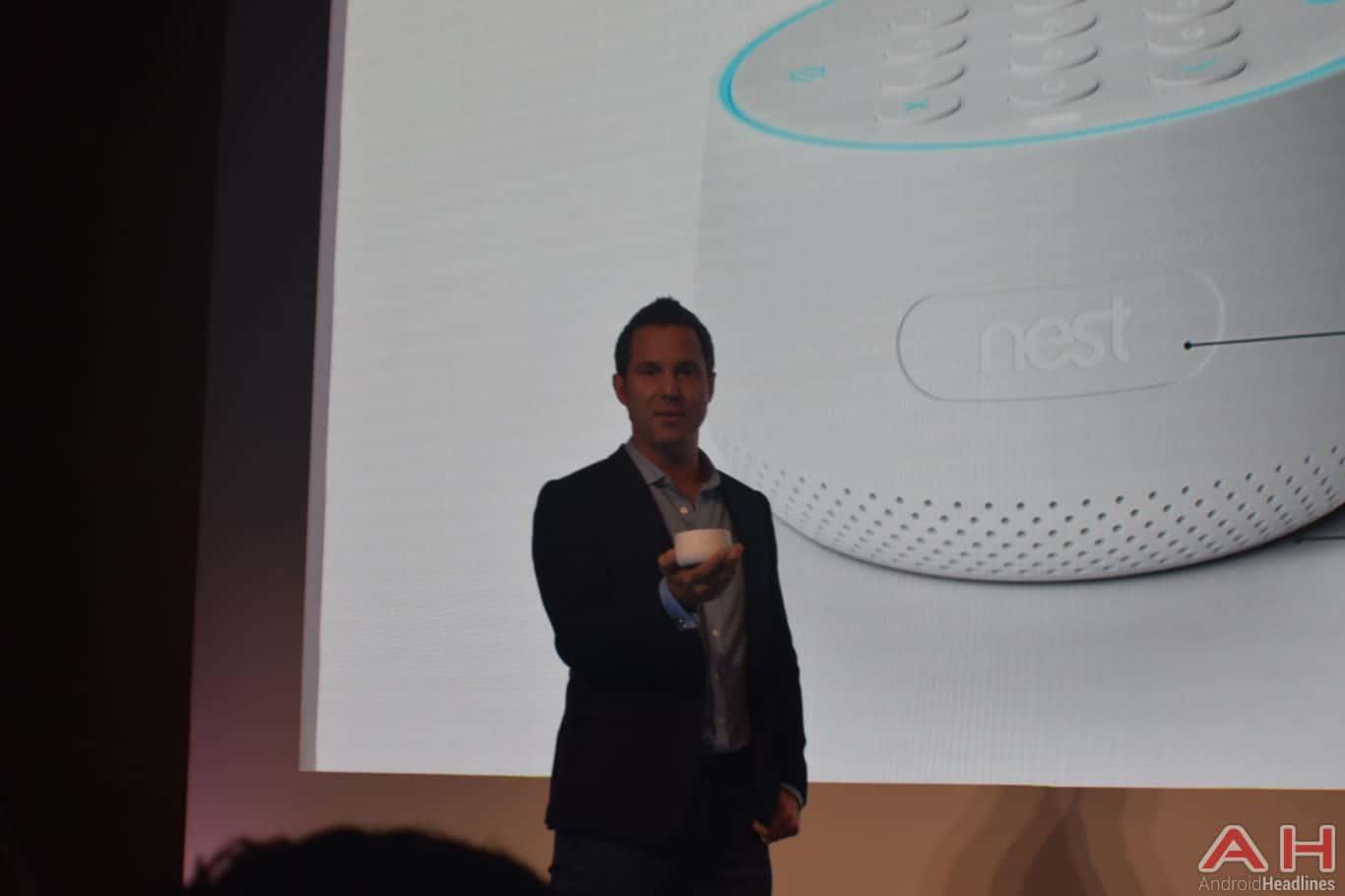 Nest Secure AH 5