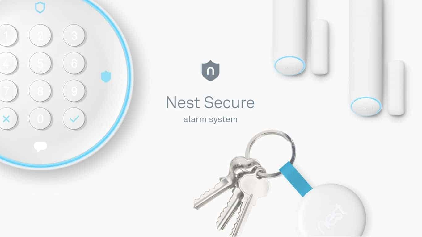 Nest Secure Connect Detect 12