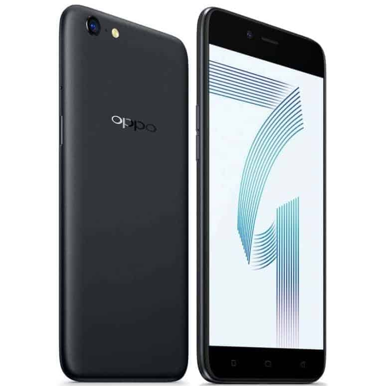 Oppo A71 Unveiled In China With 3gb Of Ram Android Nougat