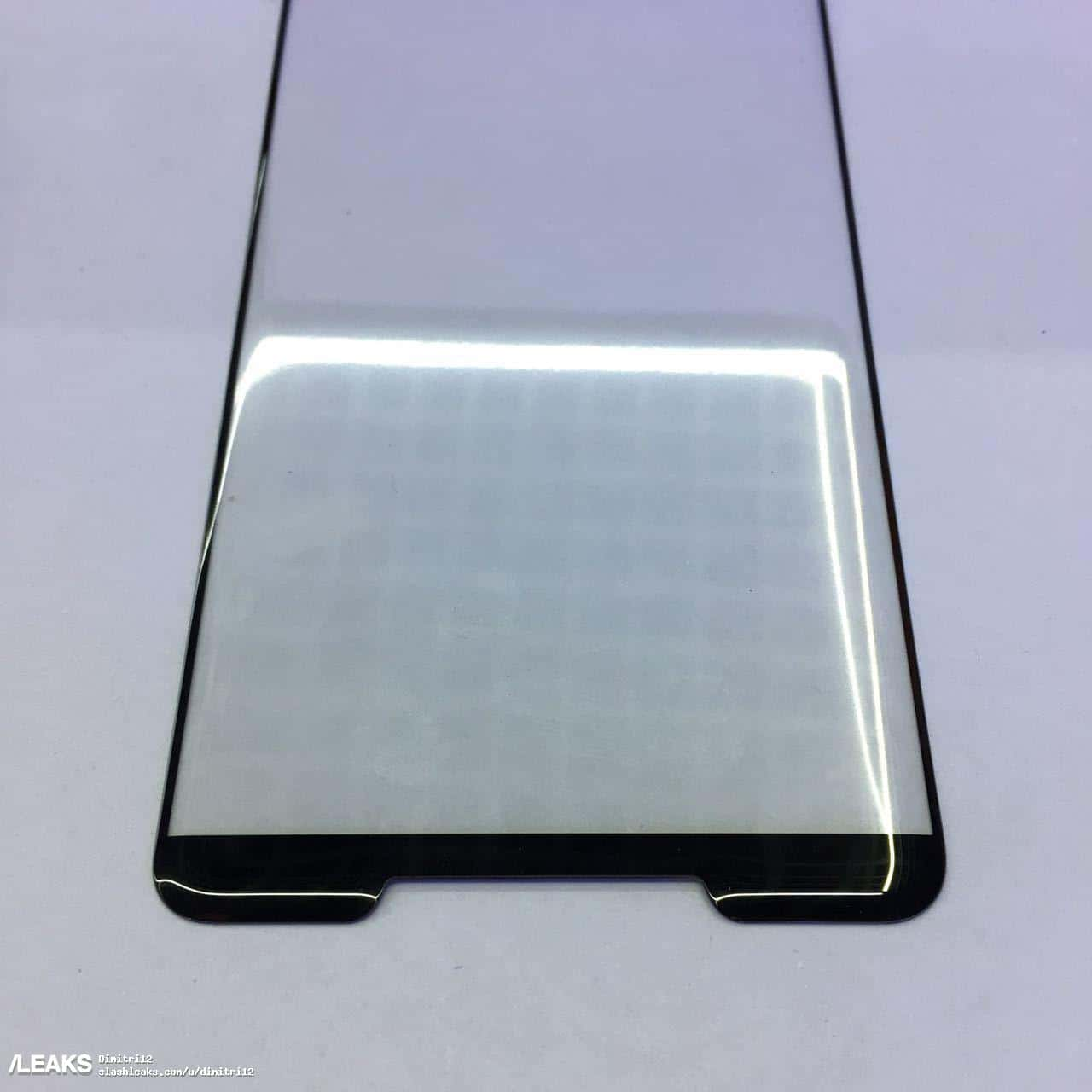Pixel 2 XL Screen Protector SlashLeaks 3