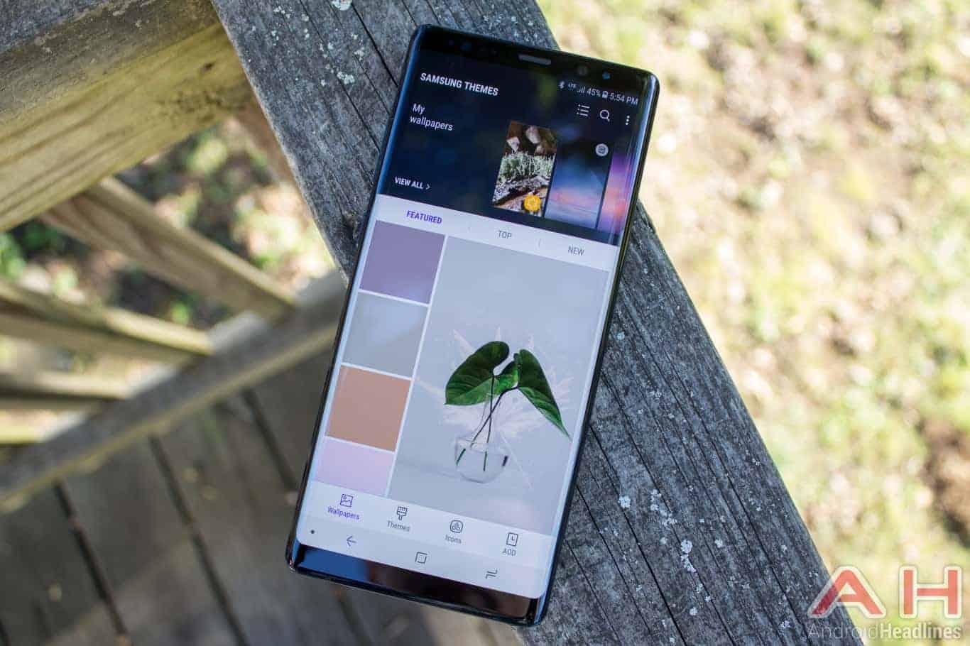 Phone Comparisons: Samsung Galaxy Note 8 vs Galaxy Note 5 ...