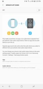 Samsung Galaxy Note 8 AH NS Screenshots audio 2