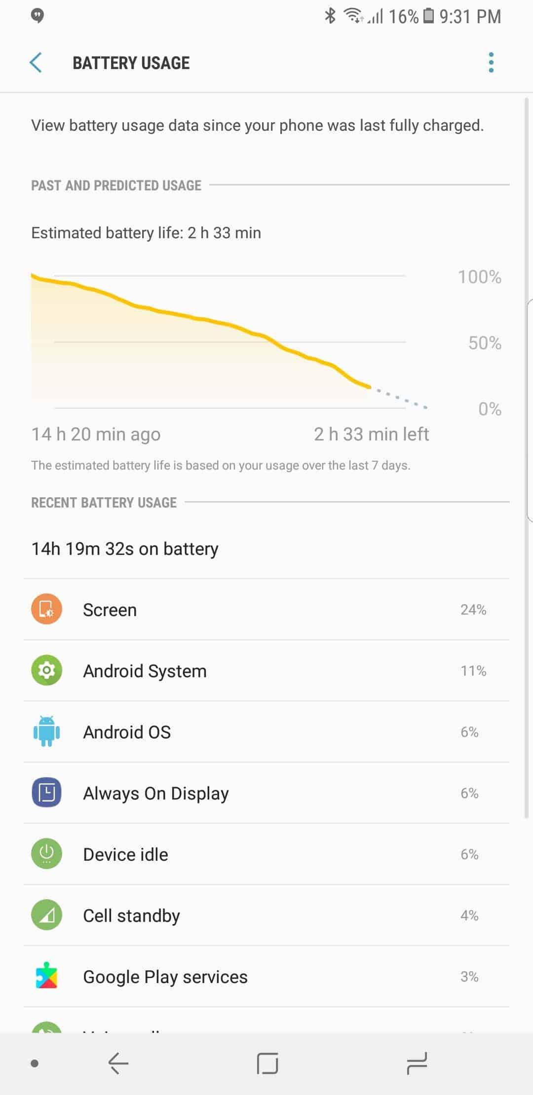 Samsung Galaxy Note 8 AH NS Screenshots battery 3